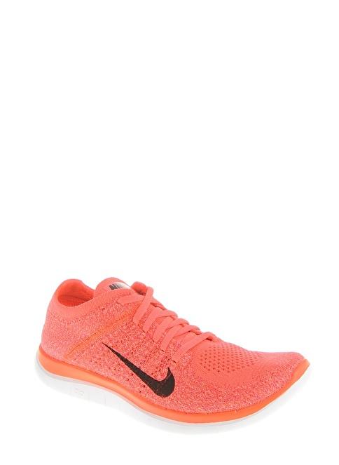 Nike Wmns Nike Free 4.0 Flyknit Pembe